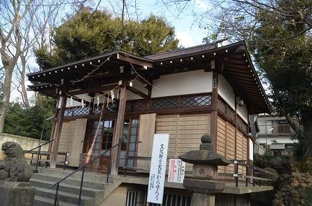20190125上田端八幡神社11