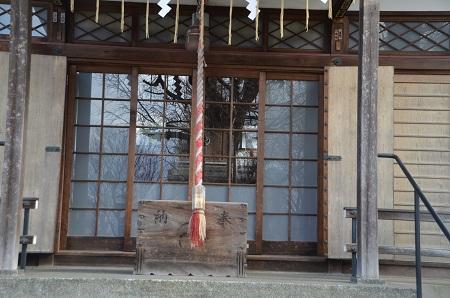 20190125上田端八幡神社10