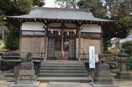 20190125上田端八幡神社09