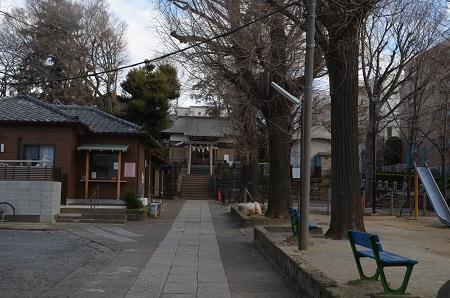 20190125上田端八幡神社07