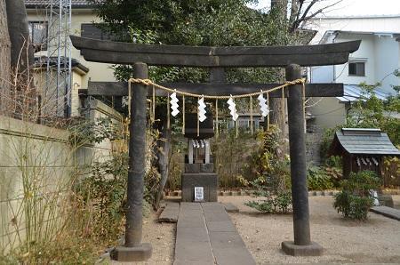 20190125上田端八幡神社17