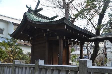 20190125上田端八幡神社16