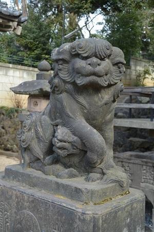 20190125上田端八幡神社14