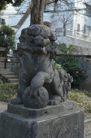20190125上田端八幡神社15