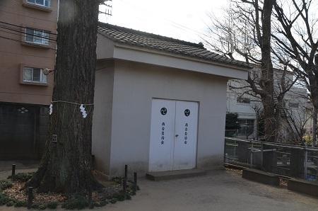 20190125上田端八幡神社20