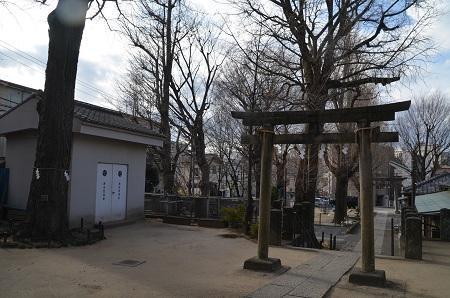 20190125上田端八幡神社27