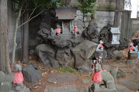 20190125駒込日枝神社12