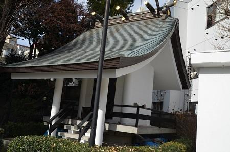 20190125駒込日枝神社09
