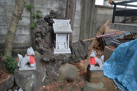 20190125駒込日枝神社13