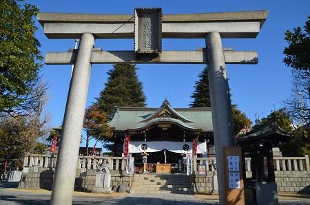 20190202尾久八幡神社02
