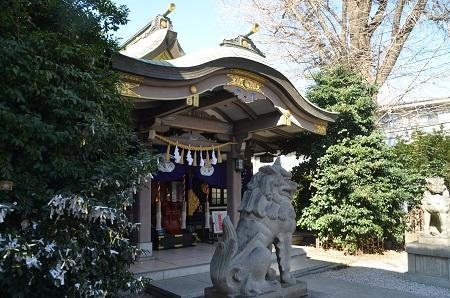 20190202雑司が谷大鳥神社12