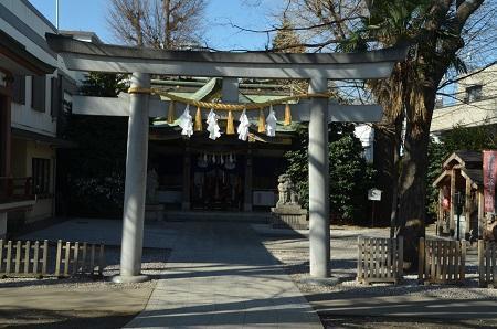 20190202雑司が谷大鳥神社07
