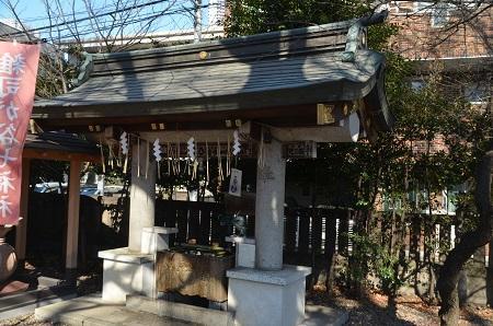 20190202雑司が谷大鳥神社16