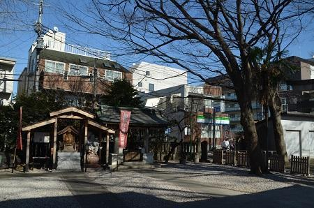 20190202雑司が谷大鳥神社23