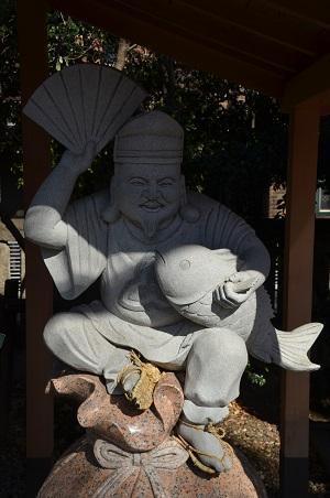 20190202雑司が谷七福神06