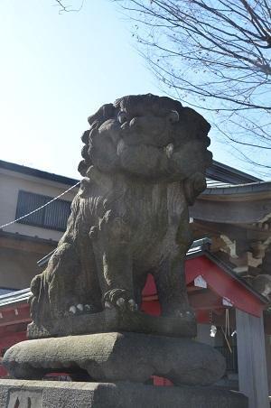 20190203滝野川八幡神社06