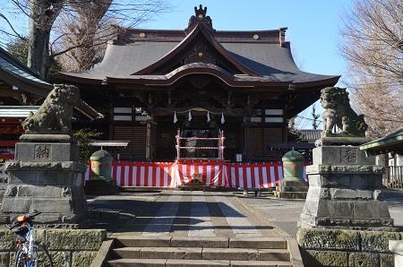 20190203滝野川八幡神社04