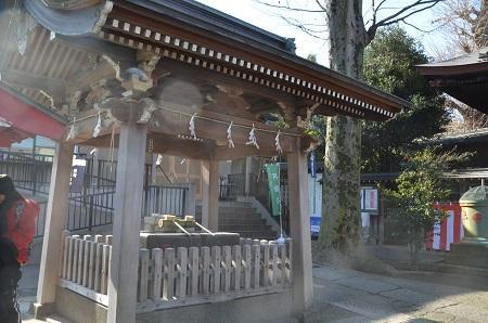 20190203滝野川八幡神社08