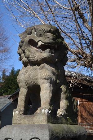 20190203滝野川八幡神社07