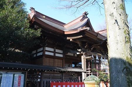 20190203滝野川八幡神社15