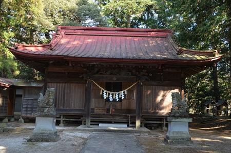 20190216雨引千勝神社10