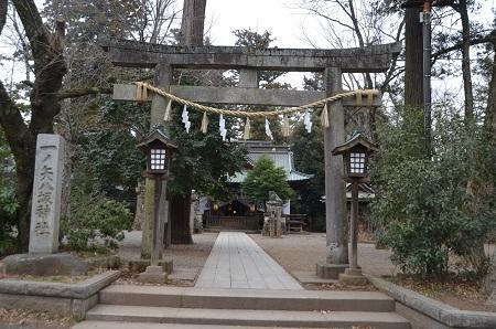 20190226 一ノ矢八坂神社