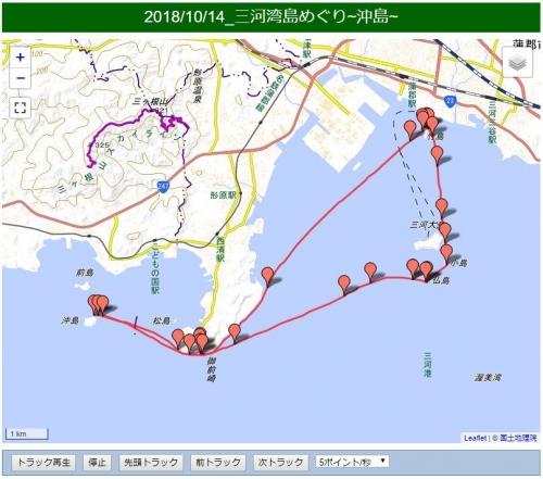 20181014_三河湾島めぐり~沖島~_map