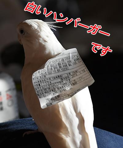 4_白いハンバーガ