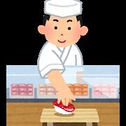 寿司(カウンター