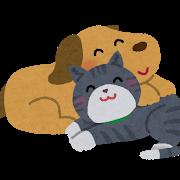 ネコ(仲良し