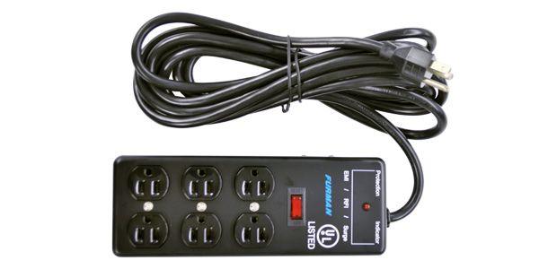 電源タップfurman(ss-6b)