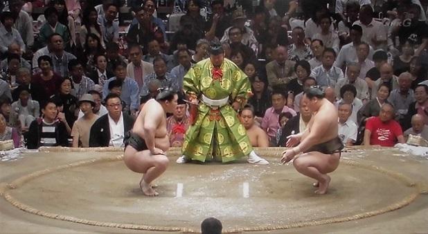 9 18.9.24 白鵬41回優勝、幕内1000勝  (4)