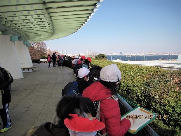 6 19.1.29 海の見える丘公園、外人墓地、元町・・・・横浜スケッチハイク (33)