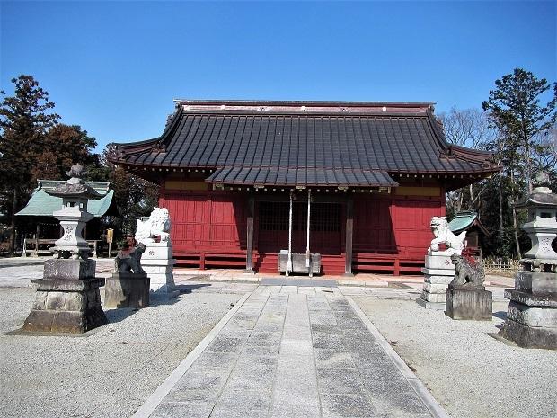 19.2.20 ママチャリイグ(荒川下る・)絵・外人墓地  (173)