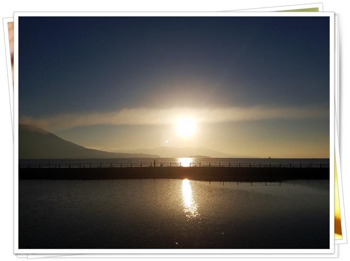 秋の朝陽1-3