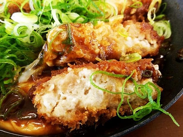 鶏つくね味噌カツ5