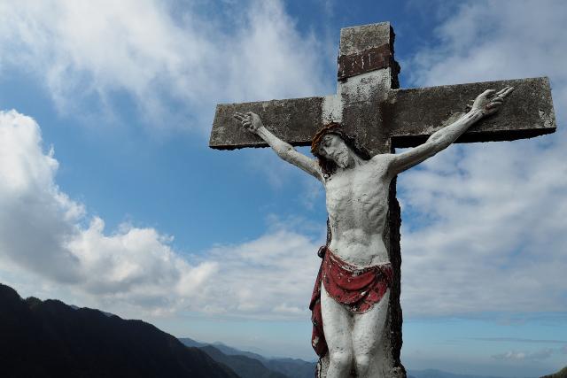 キリスト像の立つ山(2)