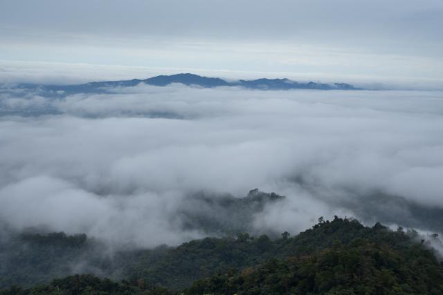 雲海の季節(4)