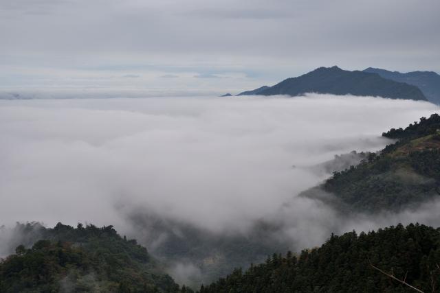 雲海の季節(3)