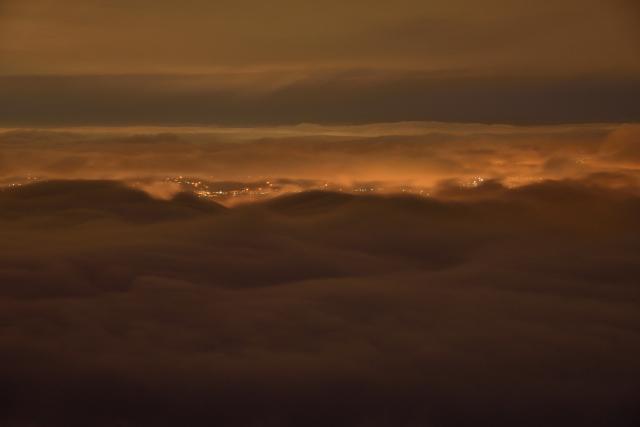 雲海の季節(1)