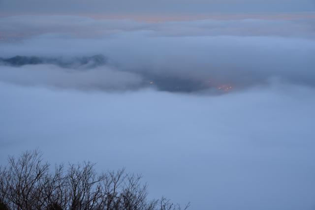 雲海の季節(2)