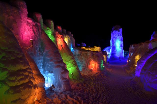 氷濤祭り(5)