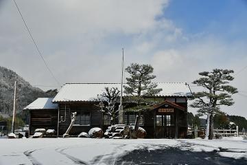 美作滝尾駅201901(3)