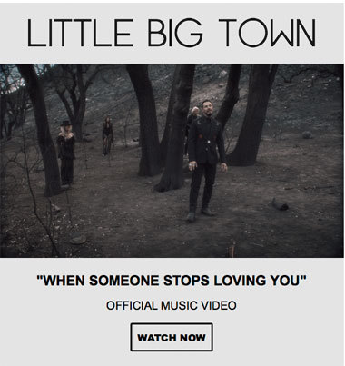 Little Big Town When Someone