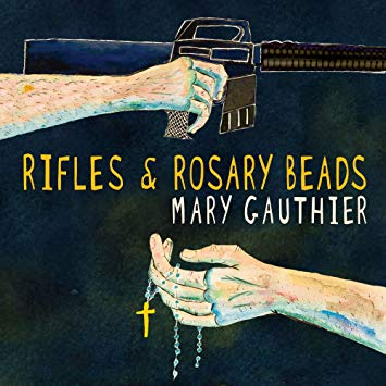 Mary Gauthier Rifles Rosary Beads