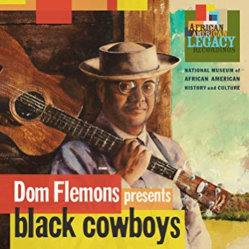 Don Flemons Black Cowboys