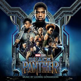 Black Panther Score