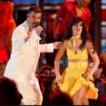Camila Ricky Martin