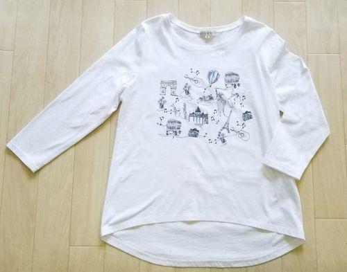 七分袖Tシャツ7