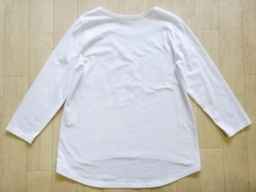 七分袖Tシャツ8